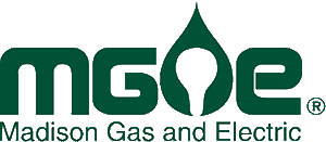 Madison Gas and Electric Logo